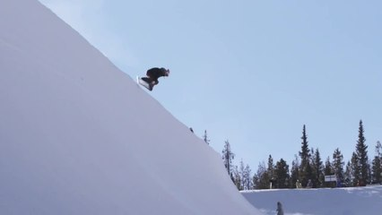 Olympic Snowboarding: Airs