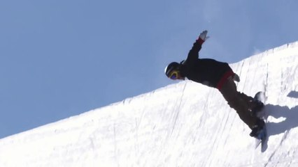 Olympic Snowboarding: Spins