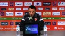 CdF - Auch / GFCA : le point presse d'avant-match du coach Hervé Della Maggiore
