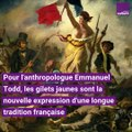 """Emmanuel Todd sur les gilets jaunes : """"la culture française égalitaire et libérale est toujours là"""""""
