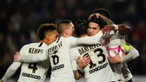 Strasbourg - Paris Saint-Germain : L'inside