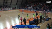 Futsal : Italie-France (2-2 et 3-3), les buts I FFF 2018-2019