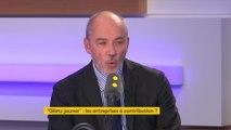 Stéphane Richard, PDG d'Orange : « Il va falloir qu'on lâche du lest » sur les salaires