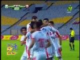 هدف الزمالك الثانى فى مرمى المصري هدف يوسف اوباما