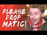 PLEASE DROP MATIC! Manchester United 2-2 Arsenal