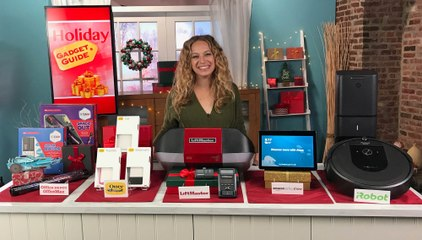 Holiday Gadget Guide with Carley Knobloch