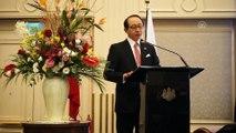 Japonya'nın İstanbul Başkonsolosluğu, Japonya İmparatoru Akihito'nun doğum günü onuruna bir resepsiyon verdi