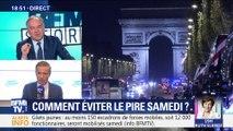 """Nicolas Dupont-Aignan: """"Le gouvernement surjoue les choses pour discréditer un mouvement populaire"""""""