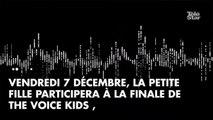 """The Voice Kids : après sa reprise de """"Je suis malade"""", Emma a rencontré Serge Lama"""