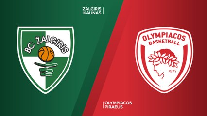 EuroLeague 2018-19 Highlights Regular Season Round 11 video: Zalgiris 83-75 Olympiacos