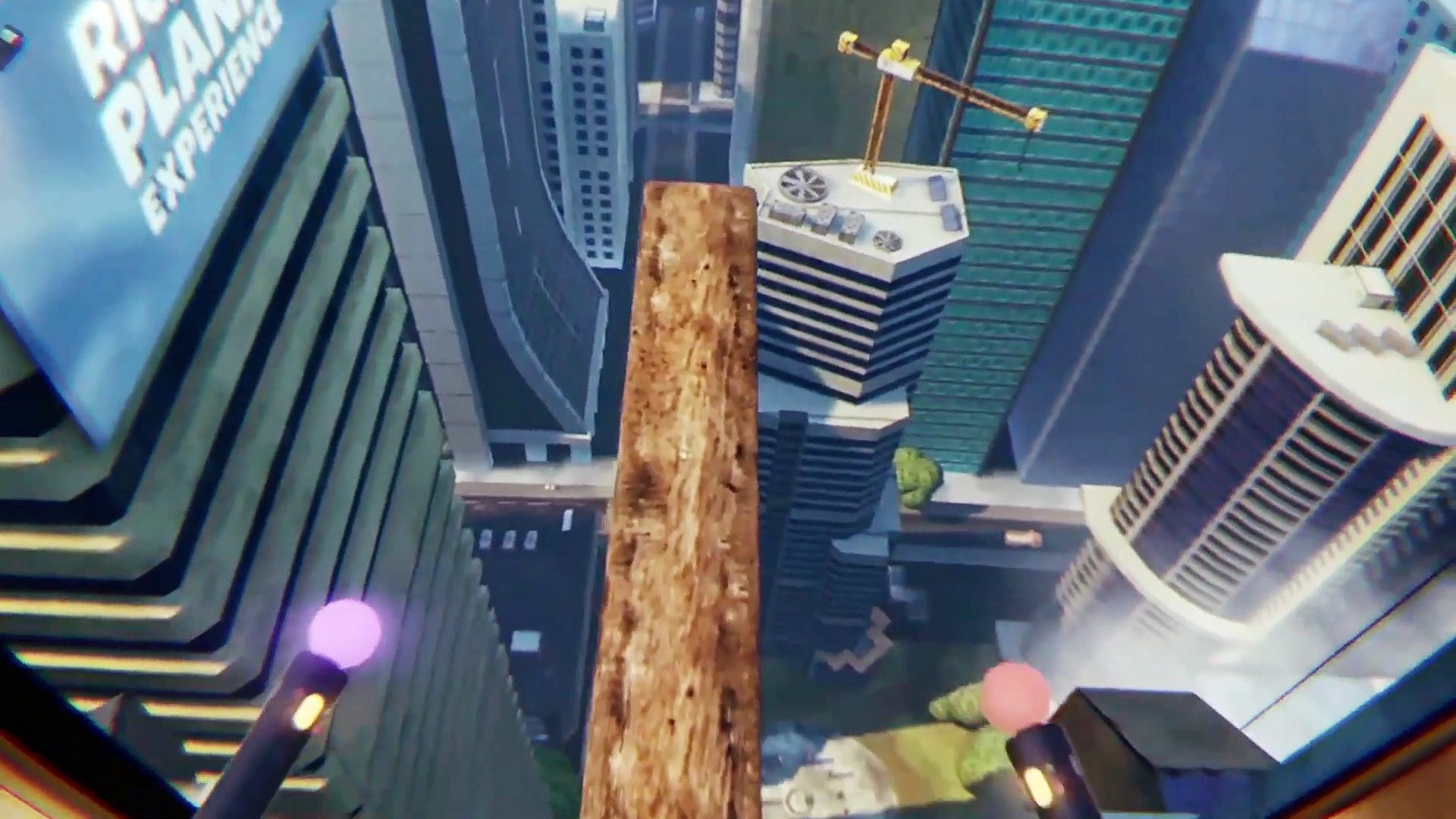 Richie's Plank Experience - Bande Annonce