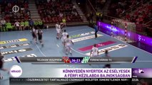 Veszprém 36-23 Ferencváros
