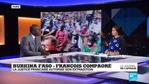 La justice française favorable à l'extradition de François Compaoré vers le Burkina Faso