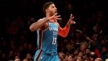 Best of Phantom: Paul George's 4th Quarter Performance Vs Brooklyn Nets