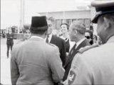 Kunjungan Pribadi Presiden Soekarno ke Paris 1 Juli 1965