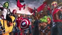 Tráiler de Marvel Ultimate Alliance 3 para Nintendo Switch.