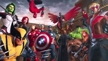 Tráiler de Marvel Ultimate Alliance 3 para Nintendo Switch.