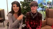 Les animateurs de RTL-TVI fêtent Noël