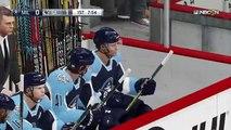 AHL Hockey - Milwaukee Admirals @ San Antonio Rampage - NHL 19 Simulation Full Game 8/12/18