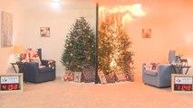 Votre sapin de Noël peut représenter un risque d'incendie