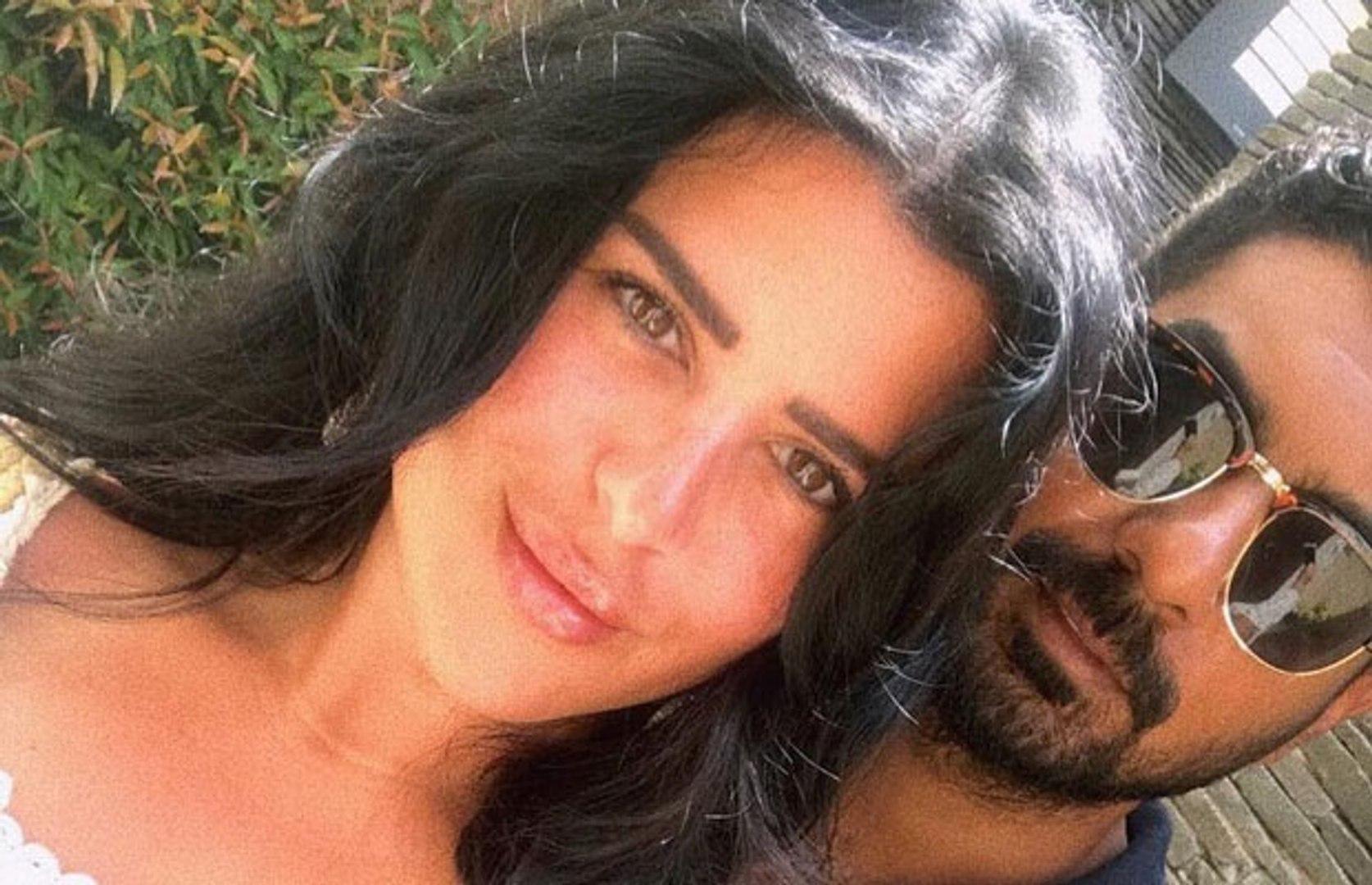 نظرات نور الشيخ لزوجها خالد الشاعر تثير ضجة على انستقرام فيديو Dailymotion