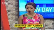 Overseas Education International Varsity Placements