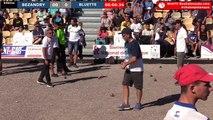 National de Chalon-sur-Saône 2018 : 64ème BEZANDRY vs BLUETTE avec Zvonko RADNIC aux commentaires