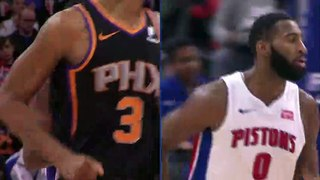 #NBASundays : Pelicans @ Pistons