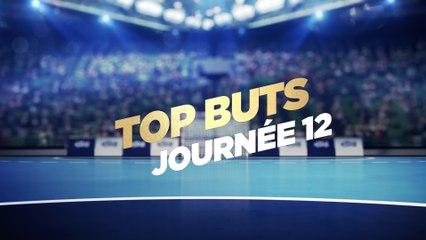 Le Top Buts de la 12e journée