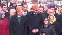 Konya Mevlana'yı Anma Törenleri 'Selam Vakti' Yürüyüşüyle Başladı