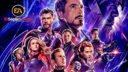 Avengers: Endgame - Tráiler V.O. (HD)
