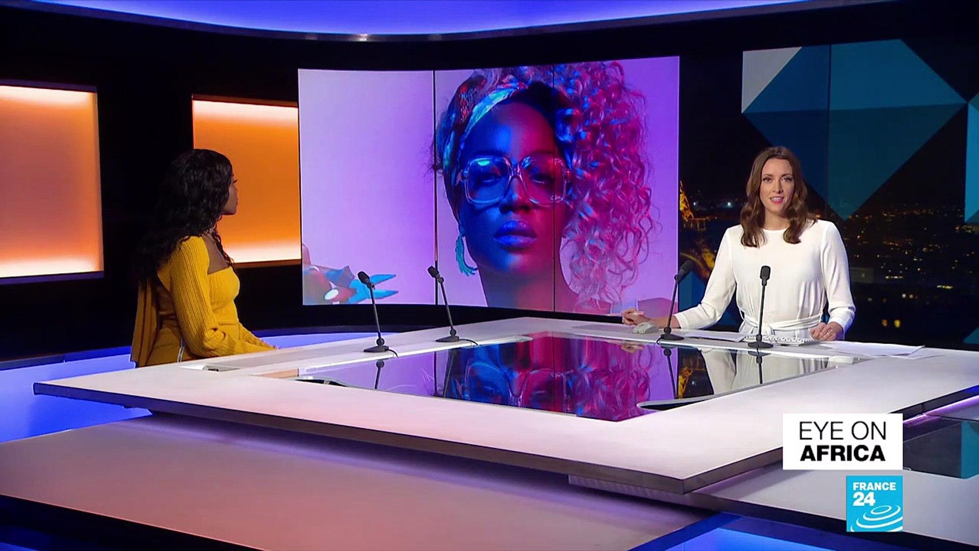 Music: Nigerian afrobeat superstar Seyi Shay on FRANCE24!
