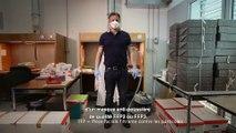 La conservation des collections d'archives et de bibliothèques - Série 1 / Episode 2 : Comment gérer une contamination par les moisissures ? Les mesures d'urgence