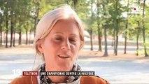 Téléthon : une championne contre la maladie