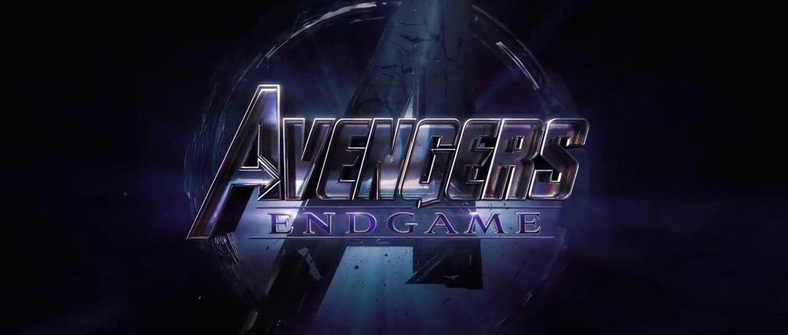Avengers 4 Endgame (2019) Hollywood Telugu Dubbed Movie Teaser Trailer