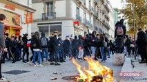 La colère des commerçants à Grenoble