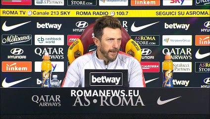 """Di Francesco su Manolas: """"E' in forte dubbio per il Cagliari, sono passato al Divin Amore..."""""""
