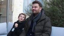 Rémi sans famille : rencontre avec Antoine Blossier (réalisateur)  et Maleaume Paquin (Rémi)