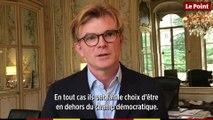 L'interview politique de Marc Fesneau, ministre chargé des Relations avec le Parlement