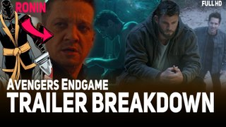 Avengers Endgame Trailer Breakdown | Marvel Studios |