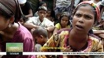 Entre Fronteras: La dramática situación del pueblo apátrida rohinyá