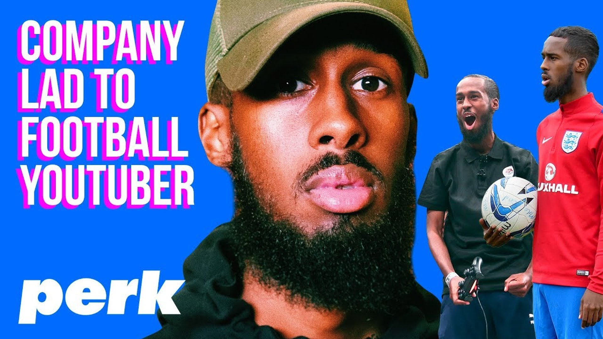 From Telecoms Engineer To Nike Call Up   PerkLife Ep 5