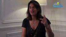 """Le Mag Tennis Actu - Amélie Mauresmo sur son capitanat de Coupe Davis : """"J'ai fait une erreur d'accepter trop tôt"""