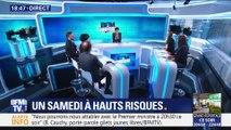 "Gilets jaunes : ""Emmanuel Macron parlera après le week-end"""