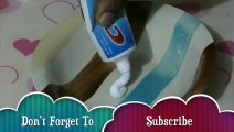 how to make slime without glue or borax in 2 minutes, 2 minute slime without glue