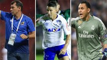 Carille, Thiago Neves e Navas movimentam o Vaivém desta sexta-feira