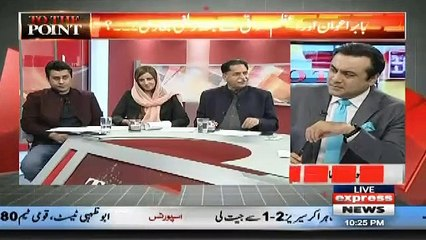 Mansoor Ali Khan Ne Live Show Mein Javed Lateef Ka Jhoot Pakar Lia Dekhen Phir Kia Hua