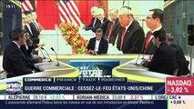 La semaine de Marc (1/2): Le cessez-le feu dans la guerre commerciale entre les États-Unis et la Chine - 07/12
