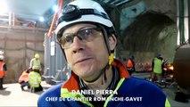 Le plus grand chantier hydroélectrique de France en Isère