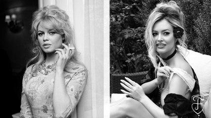 Brigitte Bardot 50s Makeup Tutorial